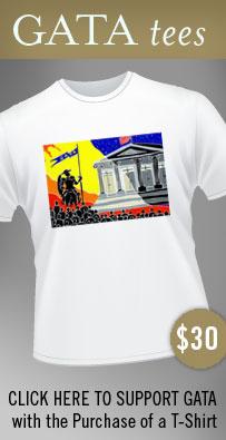 GATA T-Shirts - $25